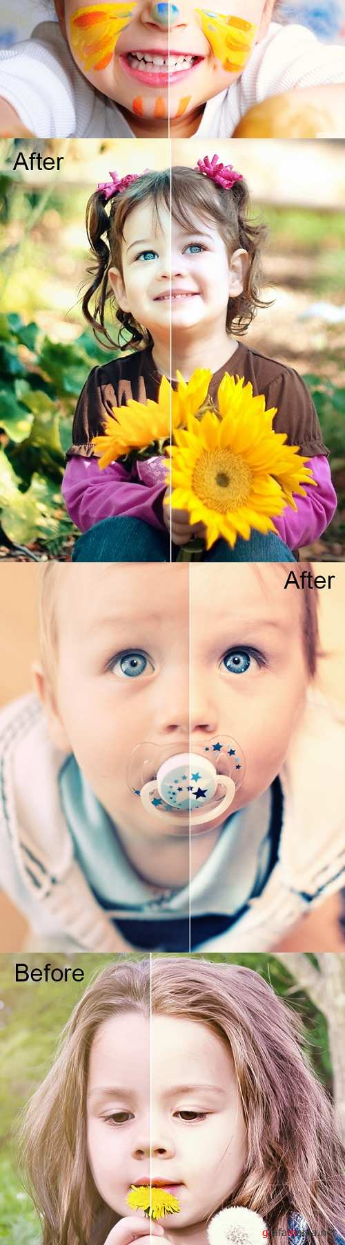 Beauty Photoshop Actions 20352914