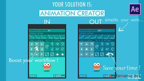Animation Creator - Infinite Possibilities of Anim - After Effects Plugin (Videohive)