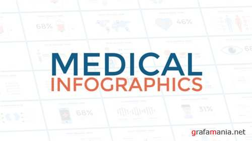 Medical Infographics - After Effects Project (Videohive)