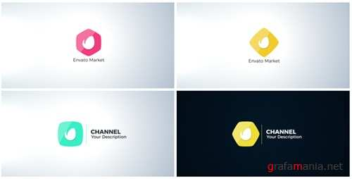 Clean Logo Reveal 20195436 - After Effects Project (Videohive)