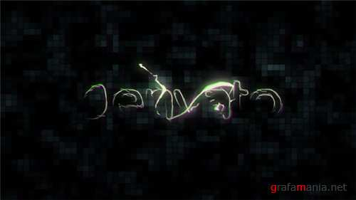 Electro Glitch Logo - After Effects Project (Videohive)