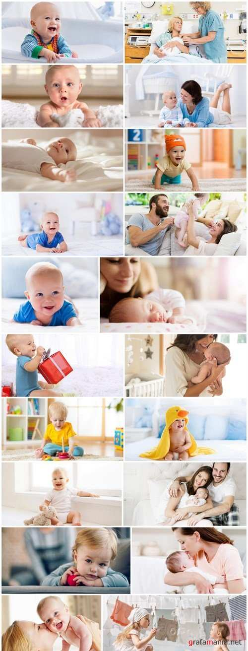 Babies And Parents