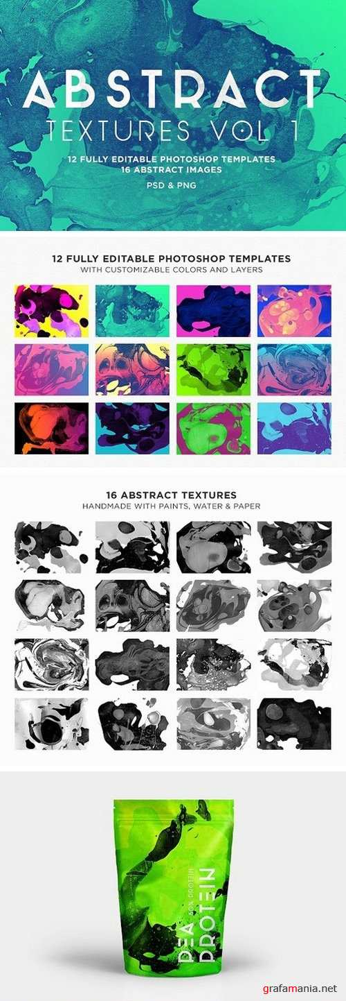 Abstract Textures Vol 1 1653583