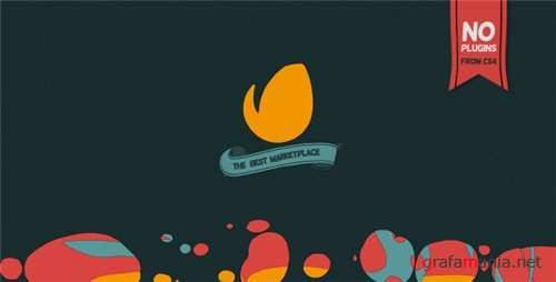 Sticky Colors - After Effects Project (Videohive)
