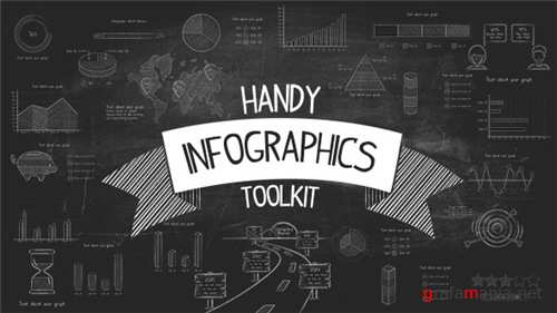 Handy - Infographics Toolkit - After Effects Project (Videohive)