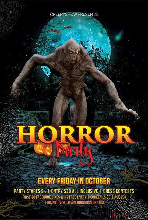 Horror Party 1821144