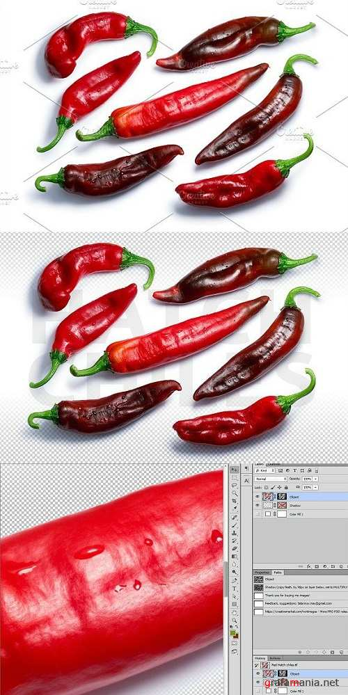Red Hatch Chiles 1861137
