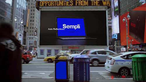 New York City Billboards - Project for After Effects (Videohive)