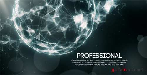 Space Plexus Titles - After Effects Project (Videohive)