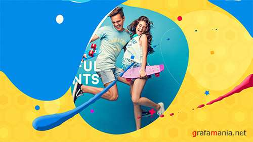 Colorful Opener 20526674 - Project for After Effects (Videohive)