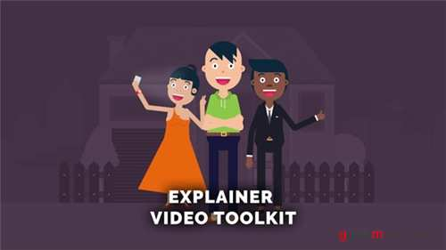 Character Maker - Explainer Video Toolkit 2 - After Effects Project (Videohive)