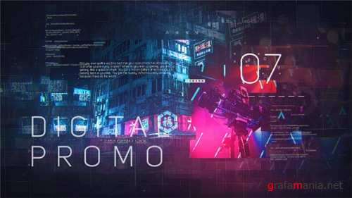 Digital Promo 20392079 - After Effects Project (Videohive)