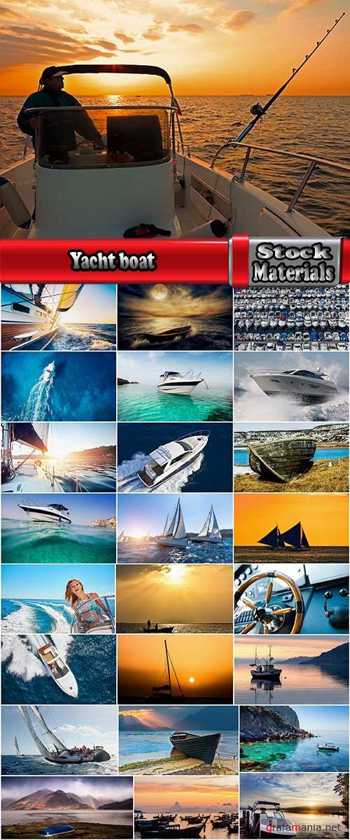 Yacht boat powerboat sailing boat sea ocean vacation tourism Trips 25 HQ Jpeg