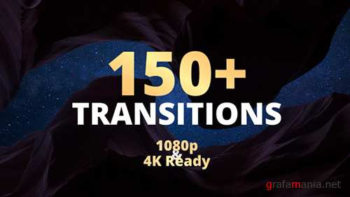 New Transitions - Project for After Effects (Videohive)