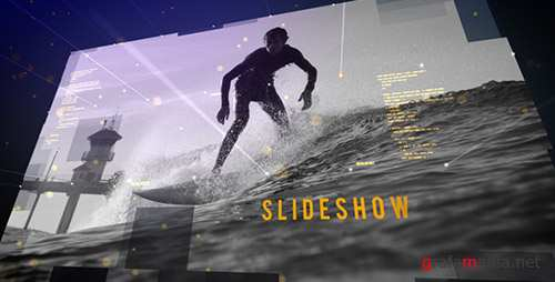 Digital Slideshow 20050139 - Project for After Effects (Videohive)
