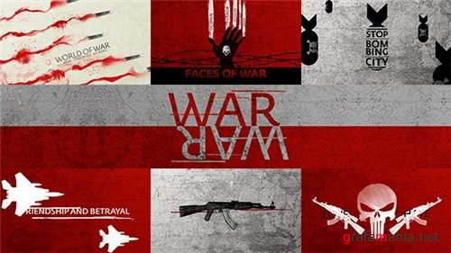 War Titles Sequence - After Effects Project (Videohive)