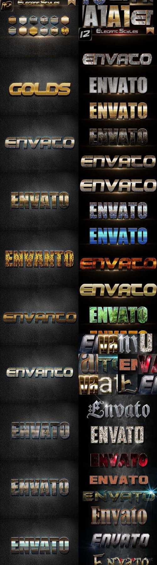 30 Bundle 3D Text Styles D30-D32 20783358