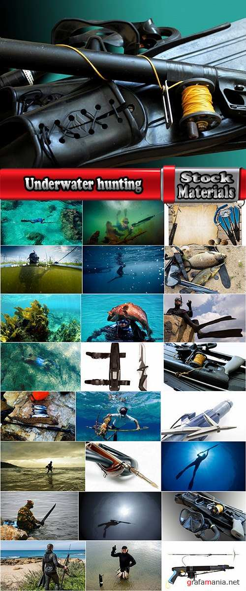 Underwater hunting fishing mining trophy fish catch 25 HQ Jpeg