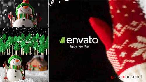 New Year Card - After Effects Project (Videohive)
