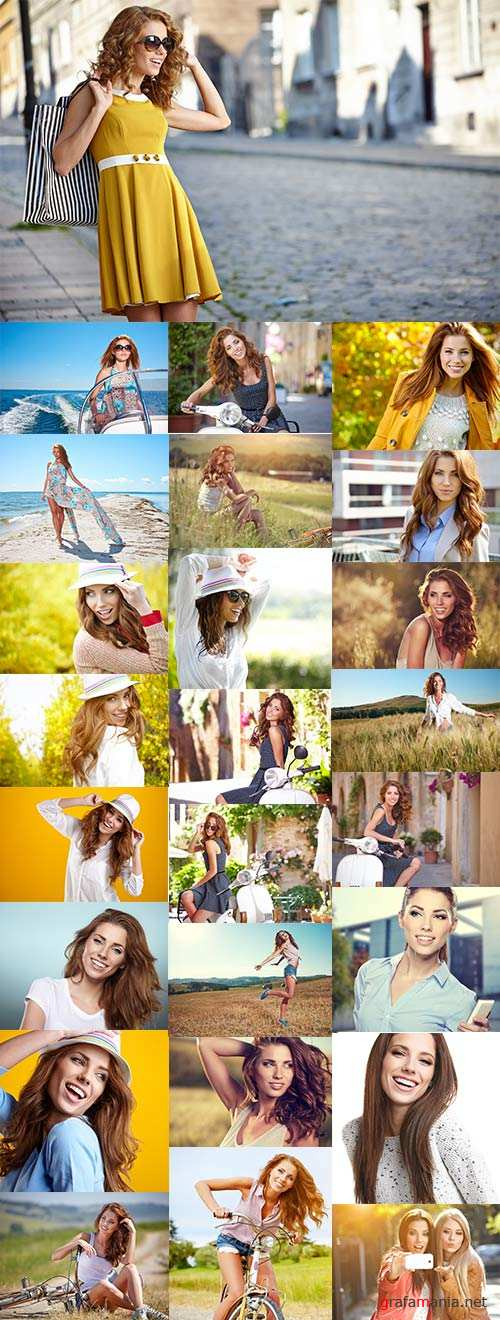 Beautiful Girl Collection 1, 25xJPG