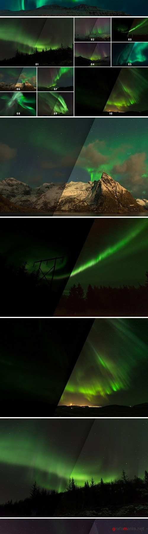 Northern Lights - 30 ACR Presets 1955633