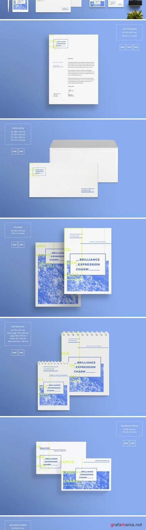 Branding Pack | Brilliance 1596937