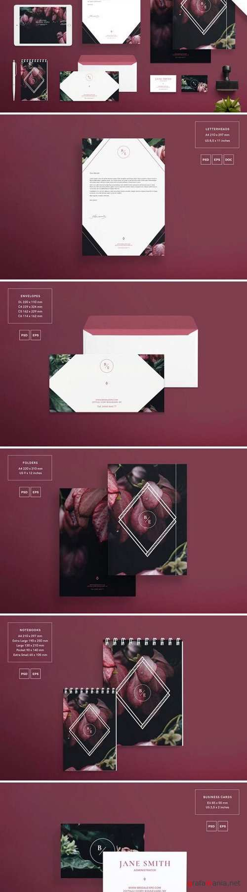 Branding Pack | Bridal Expo 1585339