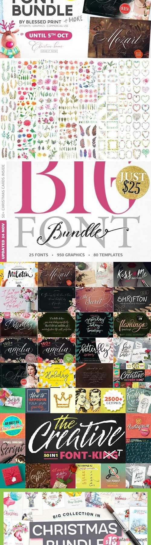 All Shop BIG BUNDLE by BlessedPrint 1870068
