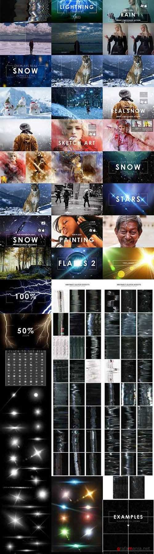 Only Visual Effects Bundle - 2007016