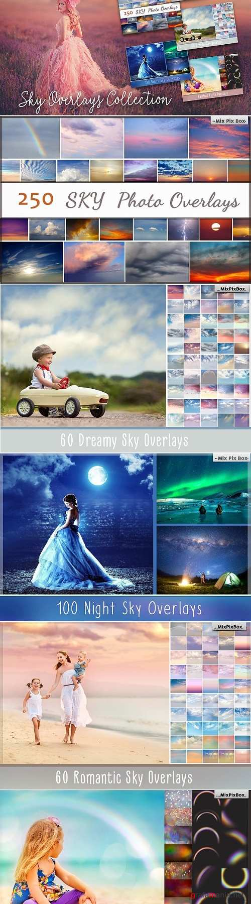 Sky Overlays Collection - 1776584