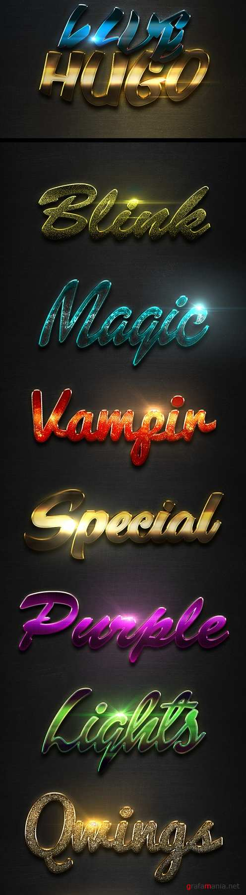 10 Creative Text Effects Vol.3 - 20994151