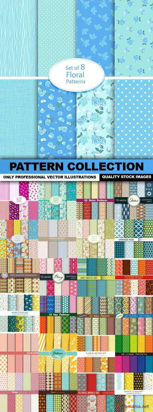 Pattern Collection 25xEPS