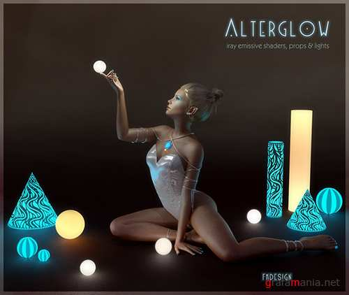 AlterGlow I - Iray Lighting System