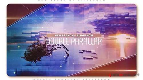 Double Parallax Slideshow - After Effects Project (Videohive)