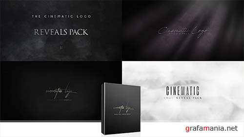 Cinematic Logo Reveals Pack - After Effects Project (Videohive)