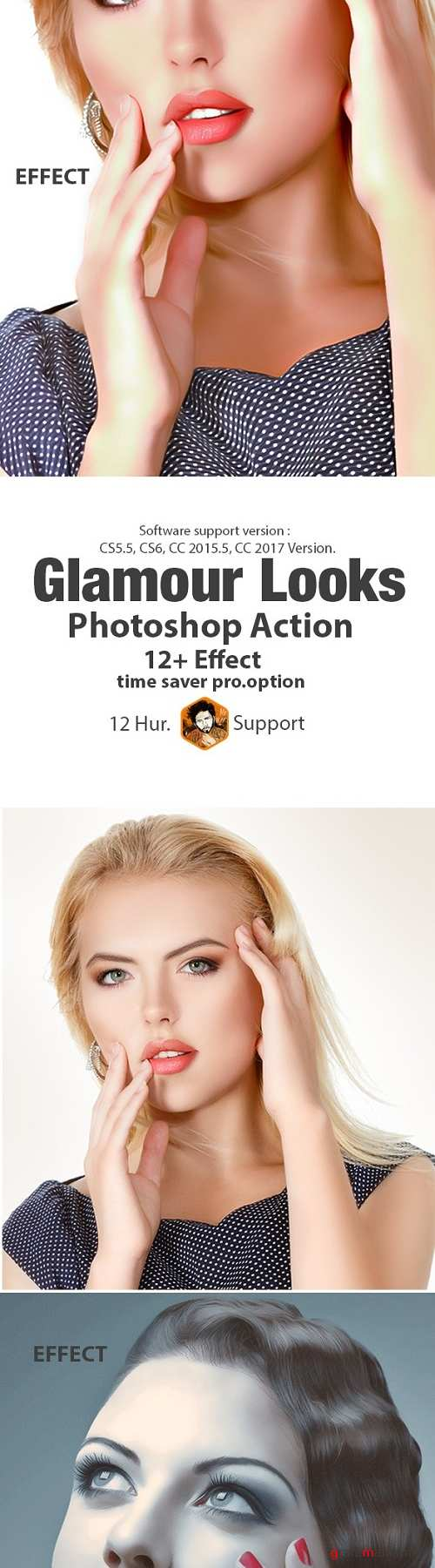 Glamour Looks Action - 19804884