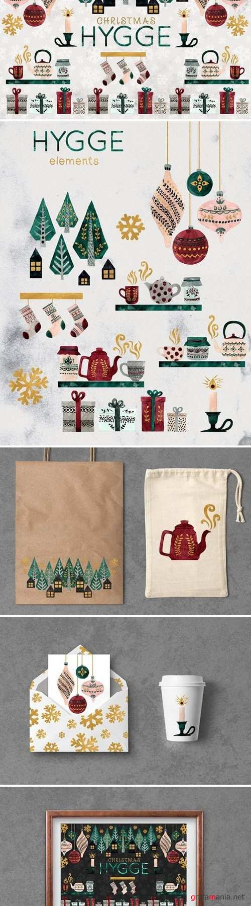Christmas HYGGE Collection 2134567