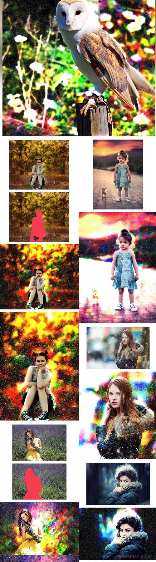 Starrie Photoshop Action 2115458