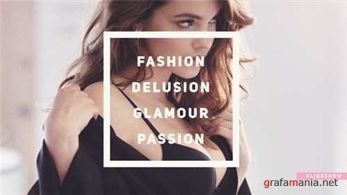 Fashion Opener 20813114 - After Effects Project (Videohive)