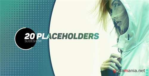 Flat Slideshow - After Effects Project (Videohive)