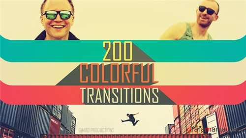 Transitions 20059560 - After Effects Project (Videohive)