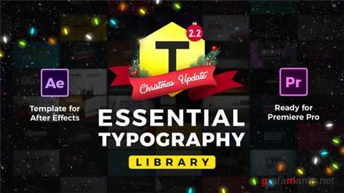 Essential Titles and Lower Thirds - After Effects Project (Videohive)