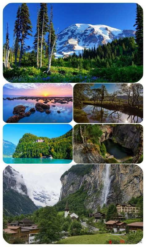 Most Wanted Nature Widescreen Wallpapers #402