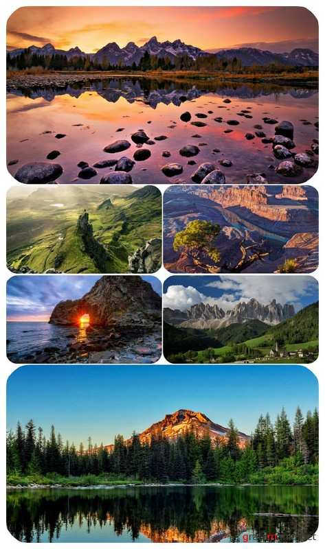 Most Wanted Nature Widescreen Wallpapers #406