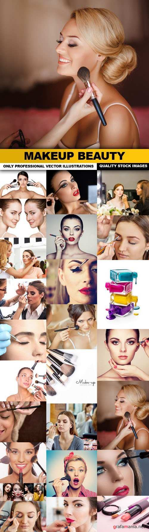 Makeup Beauty - 25 HQ Images