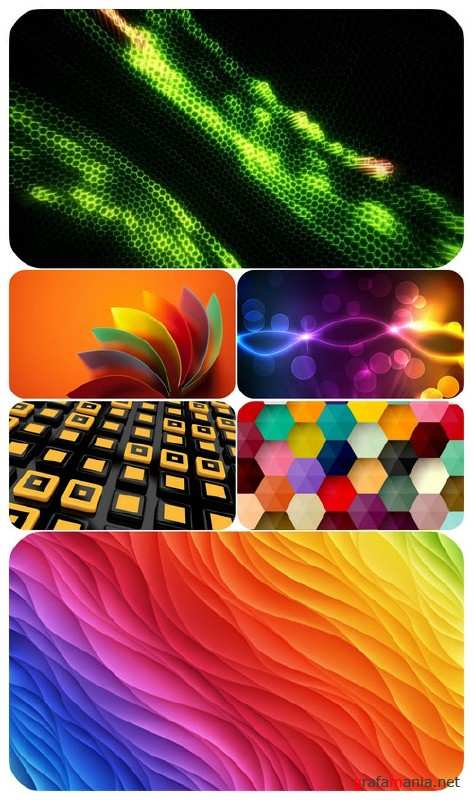 Wallpaper pack - Abstraction 11