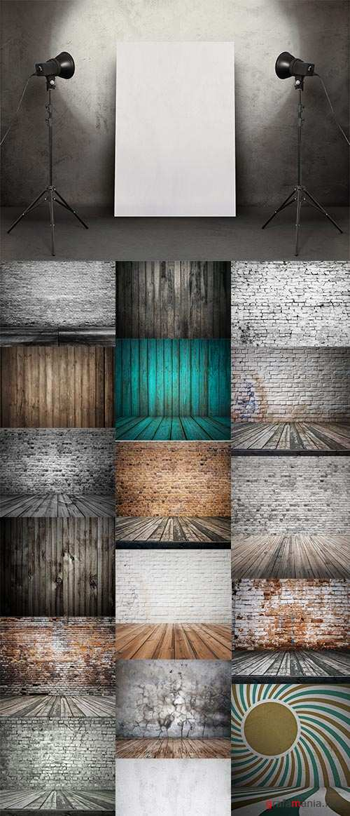 Textures & Backgrounds 25xHQ JPG