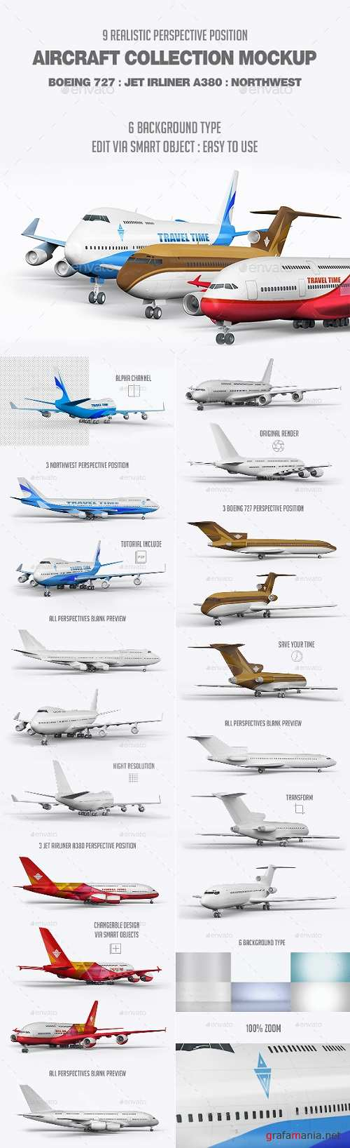 Aircraft Collection Mock-Up 21296210