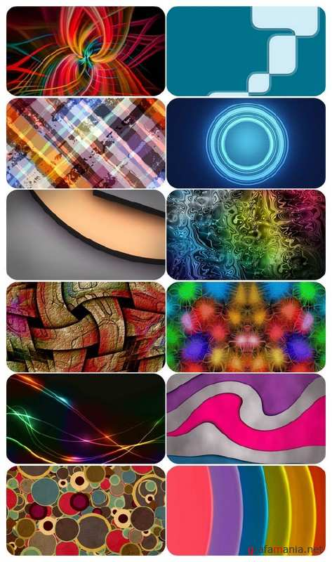 Wallpaper pack - Abstraction 14