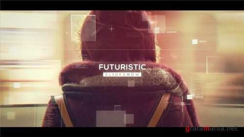 Futuristic Slideshow 19758916 - After Effects Project (Videohive)